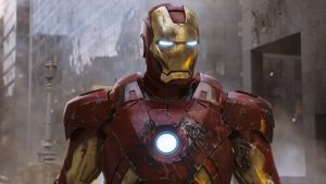 HD Picture of Iron Man Mark VII Wallpaper