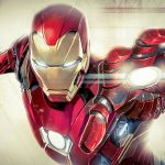 Iron Man Mark XLVI or The Mark 46 in Captain America - Civil War