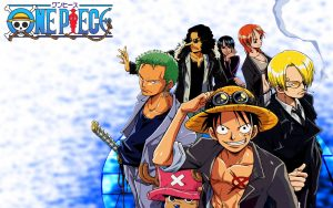 Attachment file for One Piece Wallpaper - The 7 Straw Hat Pirates Crew