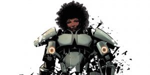 Attachment for Riri Williams Wallpaper