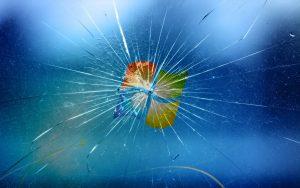 Broken screen wallpaper 2 of 49 with Windows 7 Backgrounds
