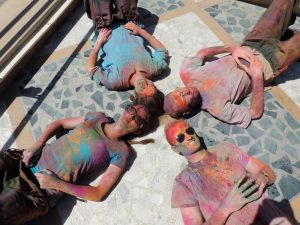 Visit India for Holi festival - An annual celebration based on ancient Hinduism religion festival with unique activities