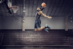 File attachment for LeBron James Slam Dunk for 3 of 17 Nike Wallpaper
