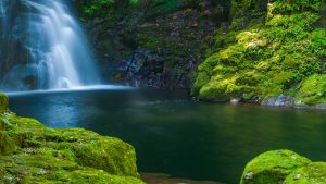 Nature Images HD with Akame Shijuhachi Waterfall Japan