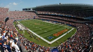 Chicago Bears Stadium or Soldier Field