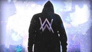 Alan Walker Hoodie Wallpaper