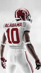 Free Alabama Wallpapers For Mobile Phones with Nike Uniforms