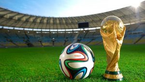 Pictures of Soccer Balls on Grass for Wallpaper