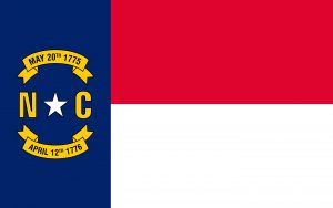 Picture Of North Carolina Flag
