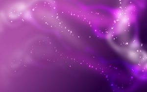 Plum Color Wallpaper with Abstract Galaxy Background