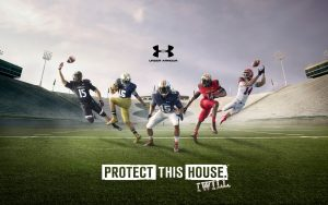 Cool Under Armour Wallpapers 19 of 40 with Text of Protect This House - I Will