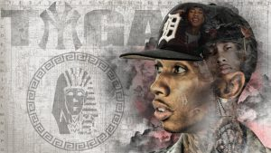 Last Kings Wallpaper Tyga