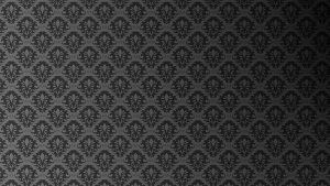 Black Floral Wallpaper For Walls in 4K