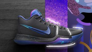 Nike Shoe Wallpaper with Nike Kyrie 3 Flip the Switch for Basketball