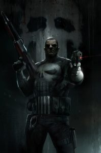 Badass Wallpapers For Android 34 0f 40 - The Punisher from Marvel