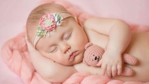 Sleeping Baby Images in HD for Photo Session
