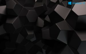 Windows 10 Wallpaper Black