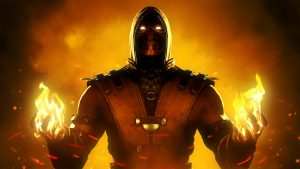Doomed Scorpion Mortal Kombat Pictures