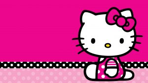 Free Hello Kitty Wallpaper in HD Resolution