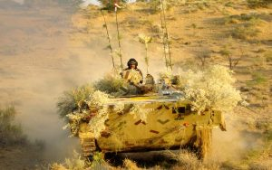 Indian Army Vehicle Picture for Wallpaper