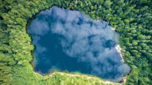 Natural Images HD 1080p Download with Lake Eibensee Near Salzburg
