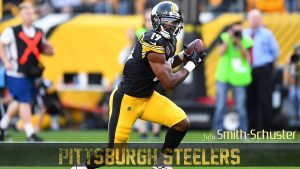 Pittsburgh Steelers Player Wallpaper - JuJu Smith-Schuster