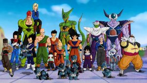 Best 20 Pictures of Dragon Ball Z – #08 – All Characters of Allies and Villains
