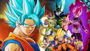 Best 20 Pictures of Dragon Ball Z - #04 - Super Saiyan Blue by Windyechoes Devian Art