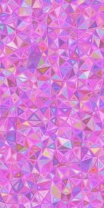 Pink Chaotic Polygonal Background for Xiaomi Redmi Note 5 Pro Wallpaper