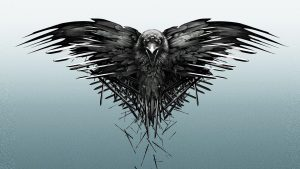 Game of Thrones Wallpaper 02 of 20 - Crows
