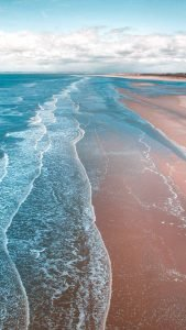 Beach Wallpaper for iPhone XR - 11 - Beautiful Turquoise Blue Beach