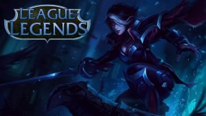 League of Legends Wallpaper 1920x1080 - 18 - Fiora the Grand Duelist