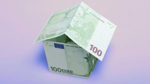 Money Wallpaper 21 of 27 – Picture of 100 Euro Bills House