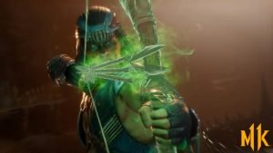 Mortal Kombat 11 Characters Wallpapers 19 0f 31 - Nightwolf