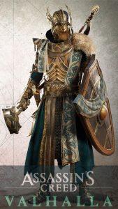 Apple iPhone SE Wallpaper 20 0f 50 - Assassin's Creed Valhalla