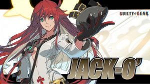Jack-O' Guilty Gear Strive Wallpaper for Game Lovers