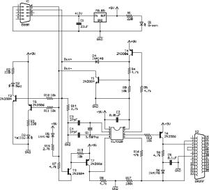 OBD2 J1850 PWM, J1850 VPW RS232 · AllPinouts