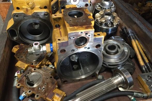 ремонт гидравлических моторов