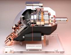 ремонт гидромотора 24mg23