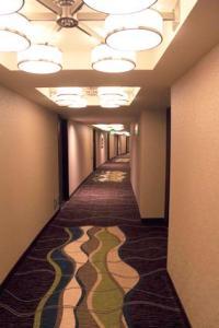 Hotel Hallway