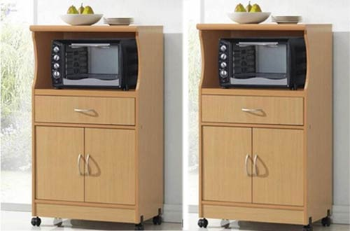 top 10 best microwave carts with