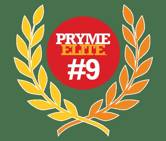 number_Pryme Elite 9