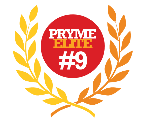 number_Pryme Elite 9