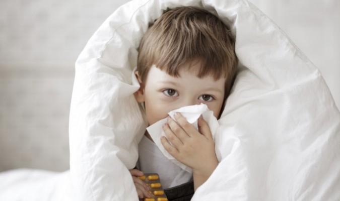 الامراض الموسمية تهدد صحة الأطفال في الكويت