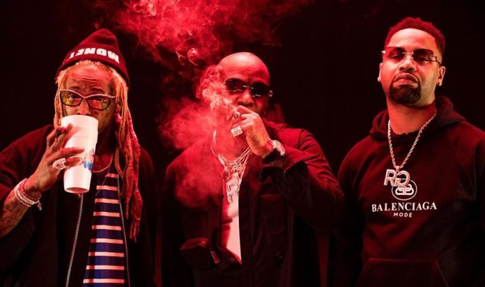 "Birdman, Lil Wayne And Juveline Present ""Ride Dat"" Video image"