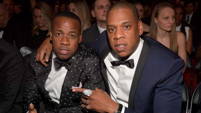 Jay-Z and Yo Gotti image
