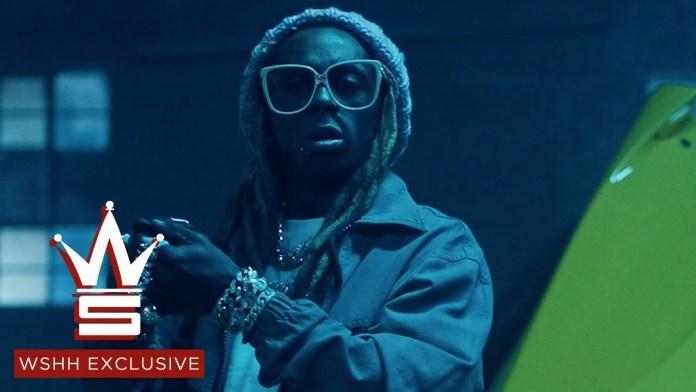 Travis Barker Lil Wayne Rick Ross Gimme Brain Video image