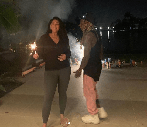 Lil Wayne La'Tecia Thomas Engagement Called Off