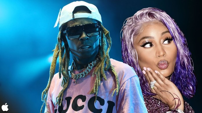 Lil Wayne And Nicki Minaj Announced Collaborative Album