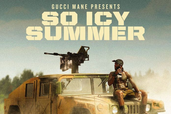 Gucci Mane Releases New Album 'Gucci Mane Presents: So Icy Summer'